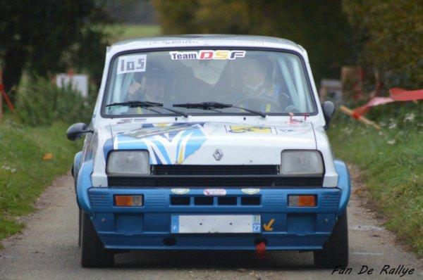 Rallye de la Porte de Normandie 2017 - Les photos + vidéo
