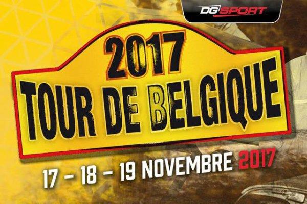 Tour de Belgique 2017 - Affiche + photos