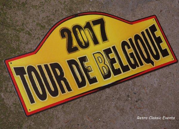 Tour de  Belgique 2017- Les photos