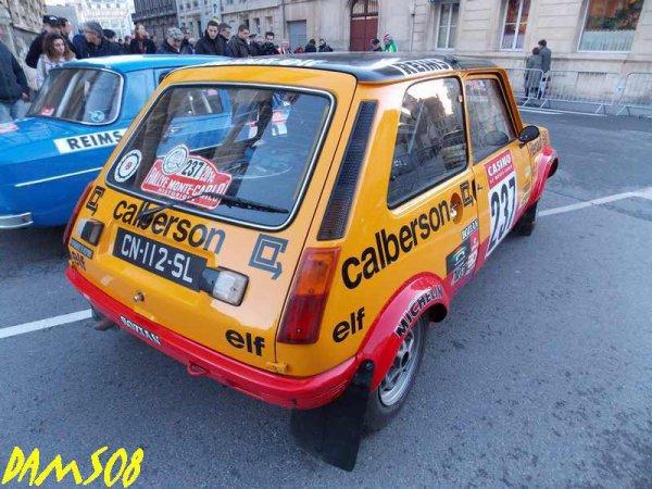 Monte Carlo Historique - Photos