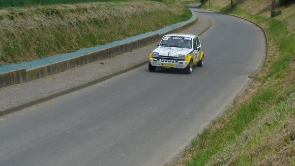 Rallye des Centurions 20185 - L'affiche et les photos