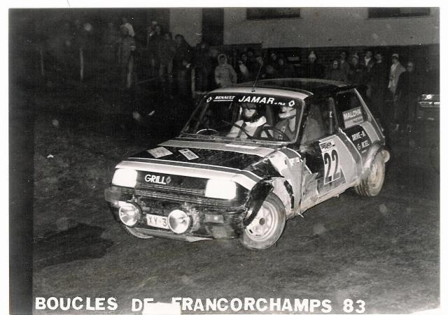 Renault 5 Alpine GR2