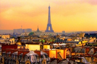 Paris , La ville ou tout a commencé <3