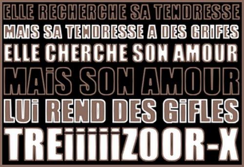 PERDU KOME L'AMOURS; KUPiDON A JEUTER LEPONGE; BiANVENU LA OU LES JETAiME FONT GRiLER LE DETECTEUR DE MENSONGES