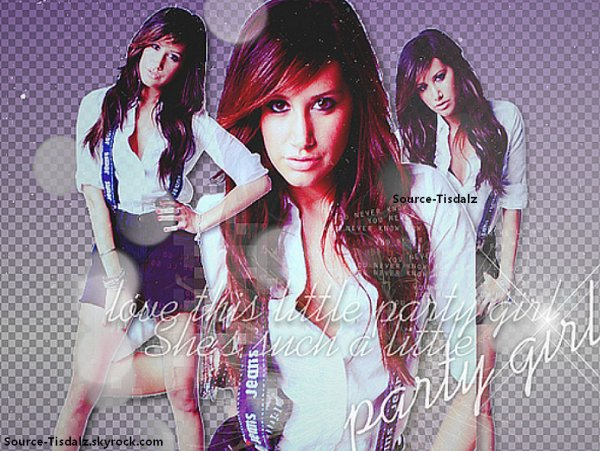 Source-Tisdalz ๑ Ta source sur l'actualité d'Ashley Michelle Tisdale !