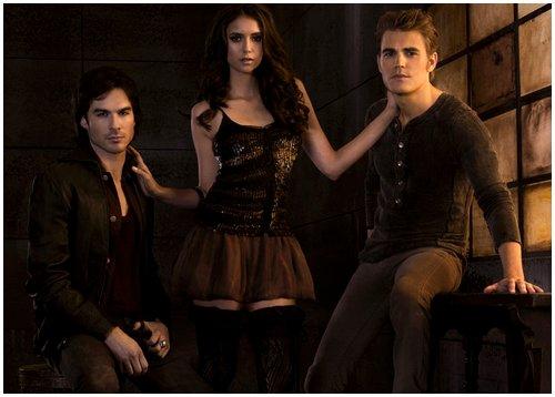 * The Vampire Diaries. *