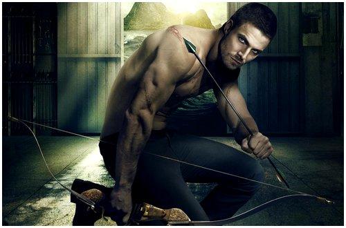 * Arrow. *