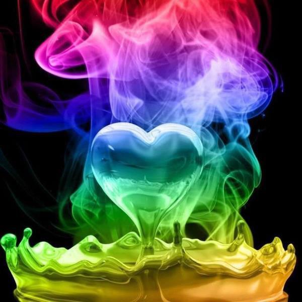 *mon coeur en couleurs