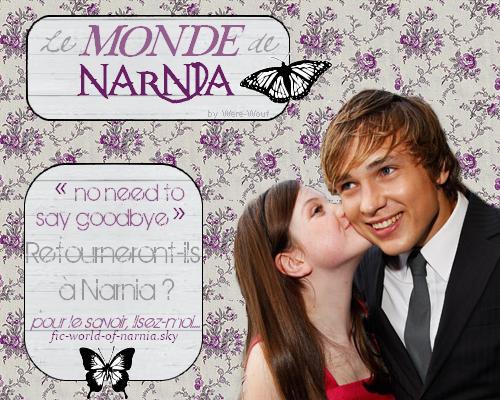 LE MONDE DE NARNIA ; RETOUR AUX ORIGINES.