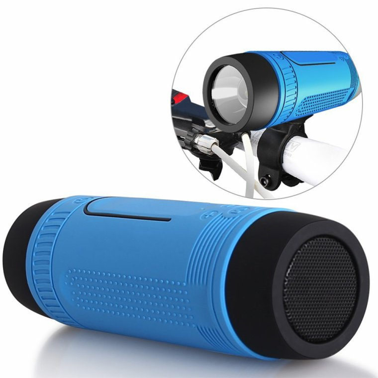 Hey, you're missing a Bluetooth speaker, is not it?