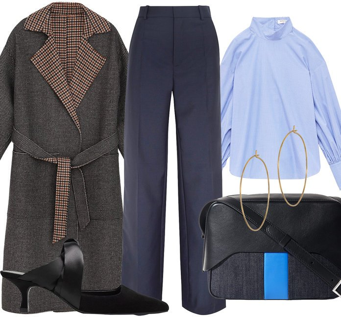 3 Ways to Style a Wool Coat for Fall