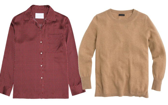 Four Simple Ways to Layer Your Go-To Knit Sweater for Fall