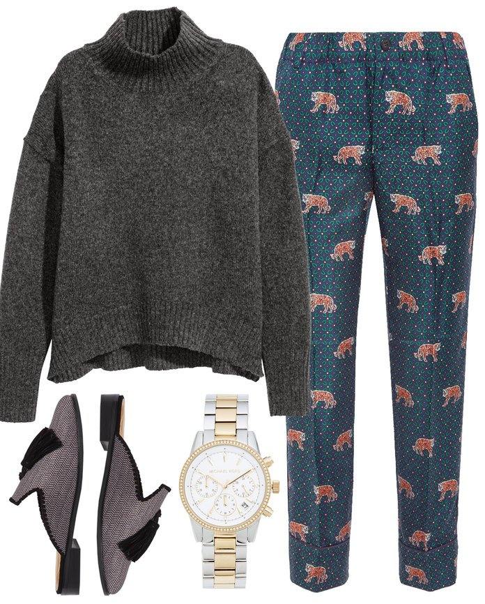 What to Wear to Thanksgiving Dinner-Wherever You're Headed