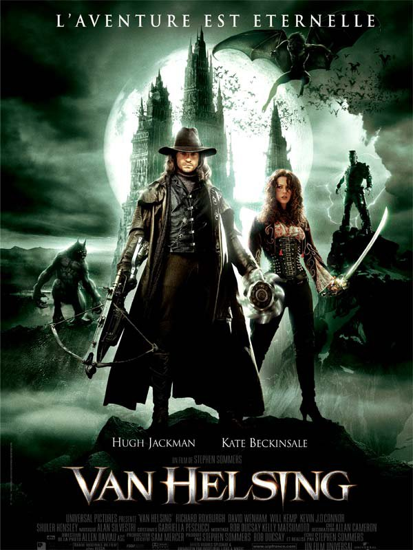 → Van Helsing