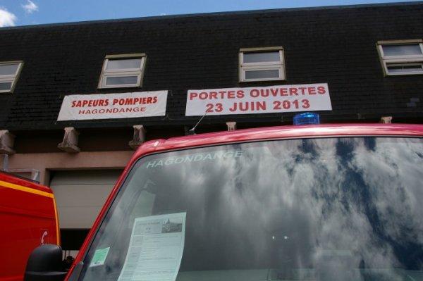 JOURNEE PORTES-OUVERTES CS HAGONDANGE SDIS 57