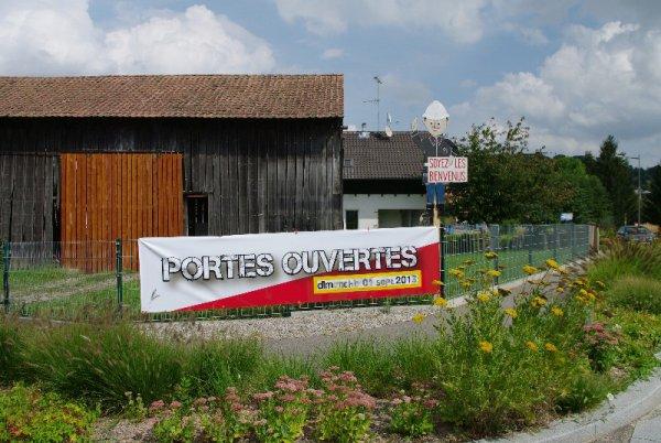 JOURNEE PORTES-OUVERTES CS WALDIGHOFFEN