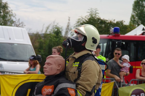 FIREFIGTHER COMBAT CHALLENGE 2016 STRASBOURG