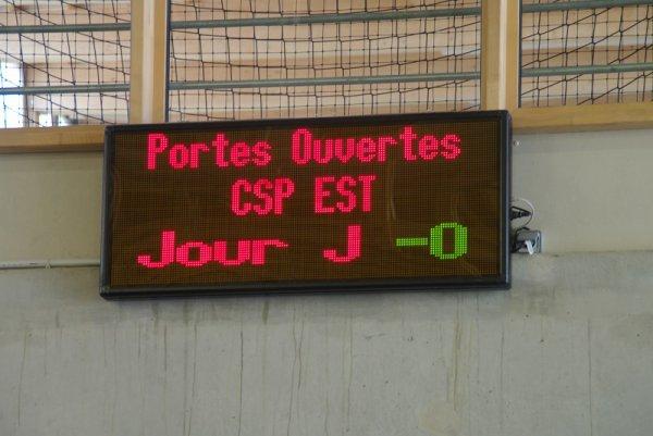 JOURNEE PORTES-OUVERTES CSP BESANCON EST