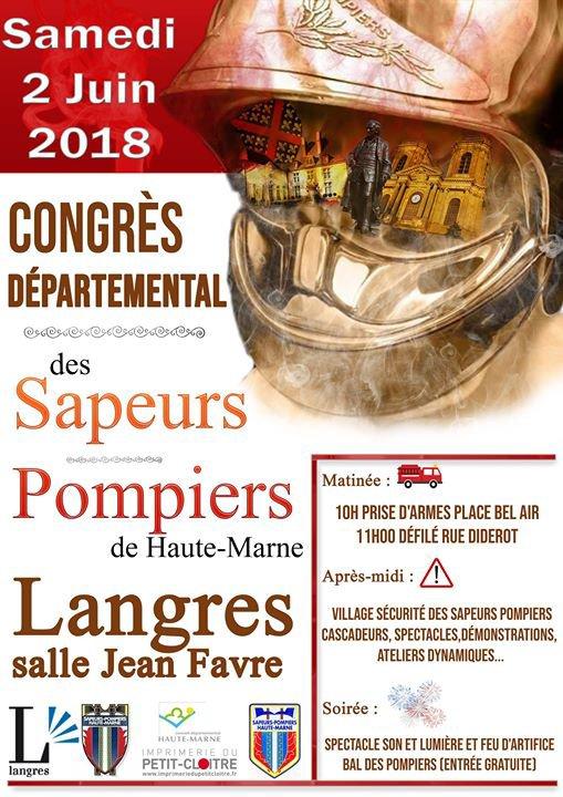 CONGRES 2018 UDSP 52 LANGRES