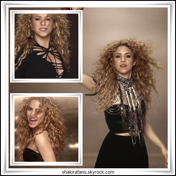 "Shakira : La La La ft. Carlinhos Brown  "" Chanson coupe du monde Brésil 2014 """