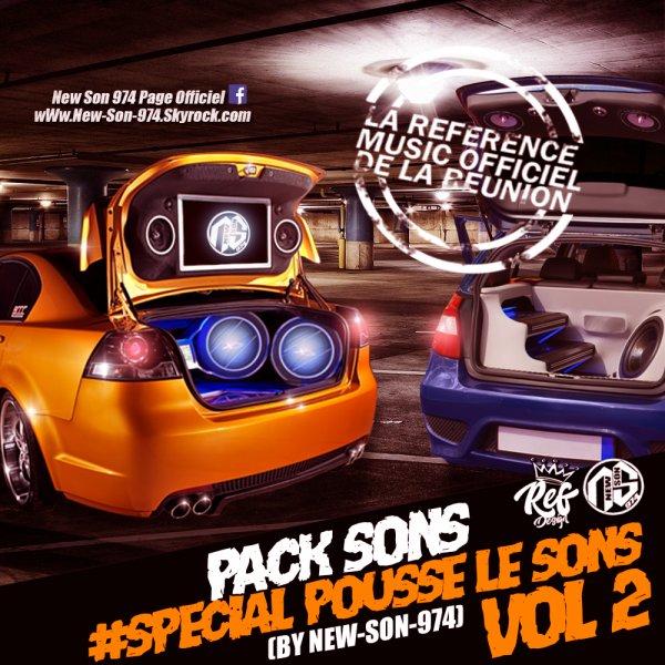 ★ Pack Sons #Spécial POUSSE LE SONS Vol.2 (By New-Son-974) ! ★