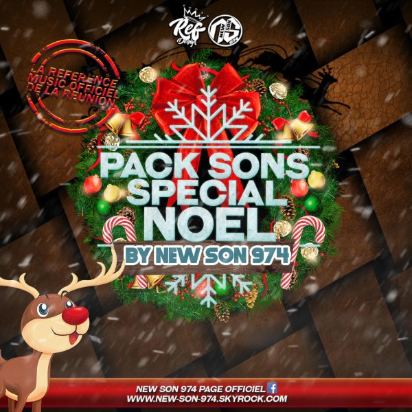 ★ Pack Sons #SPECIAL NOEL (By New-Son-974) 2017 ! ★
