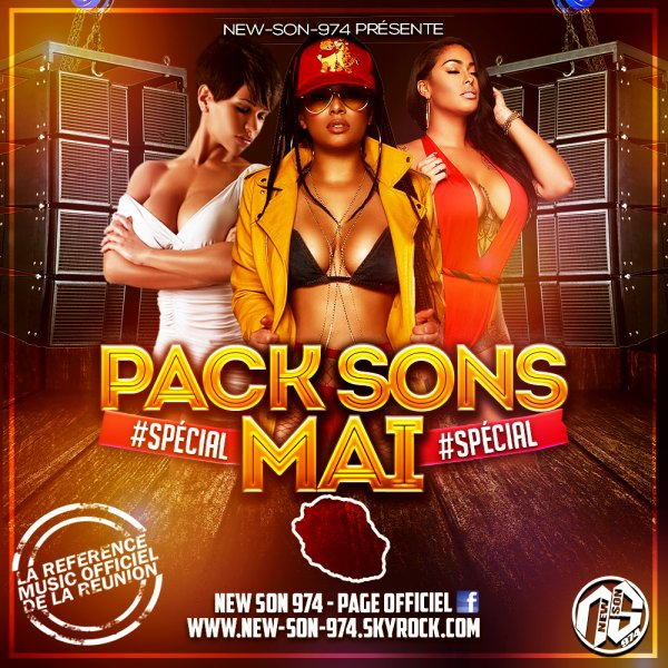 ★ Pack Sons #SPÉCIAL MAI (By New-Son-974) 2018 ! ★