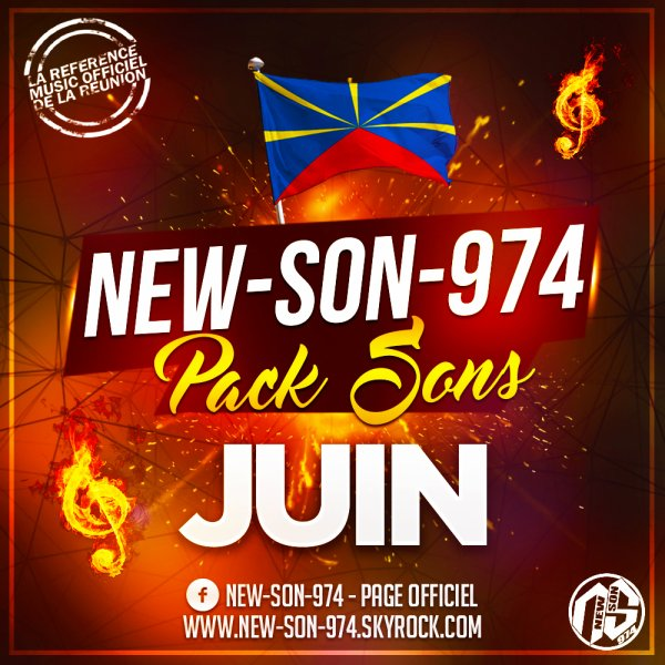 ★ Pack Sons #SPECIAL JUIN (By New-Son-974) 2018 ! ★