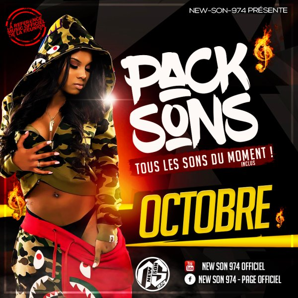 ★ Pack Sons #SPECIAL OCTOBRE (By New-Son-974) 2018 ! ★