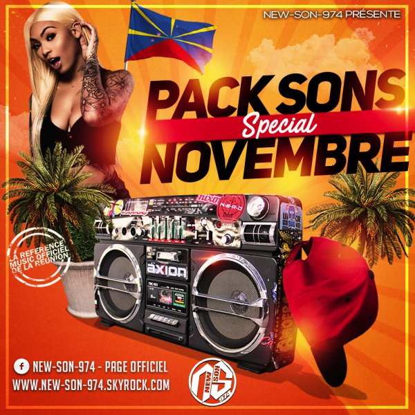 ★ Pack Sons #SPECIAL NOVEMBRE (By New-Son-974) 2018 ! ★