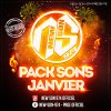 ★ Pack Sons #SPECIAL JANVIER (By New-Son-974) 2019 ! ★