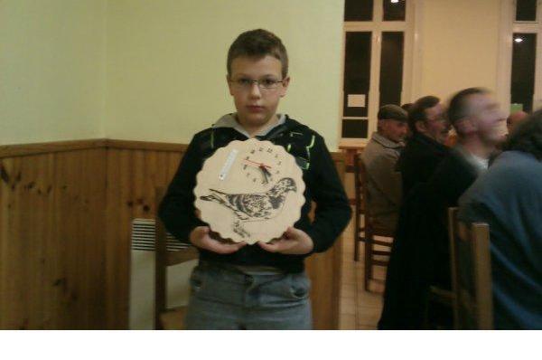 Salut ! Je suis un jeune débutant colombophile ! :)