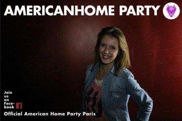 AMERICAN HOME PARTY ! ZETA AHP BETA !! <3