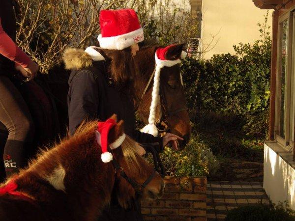 Défilé de Noel!