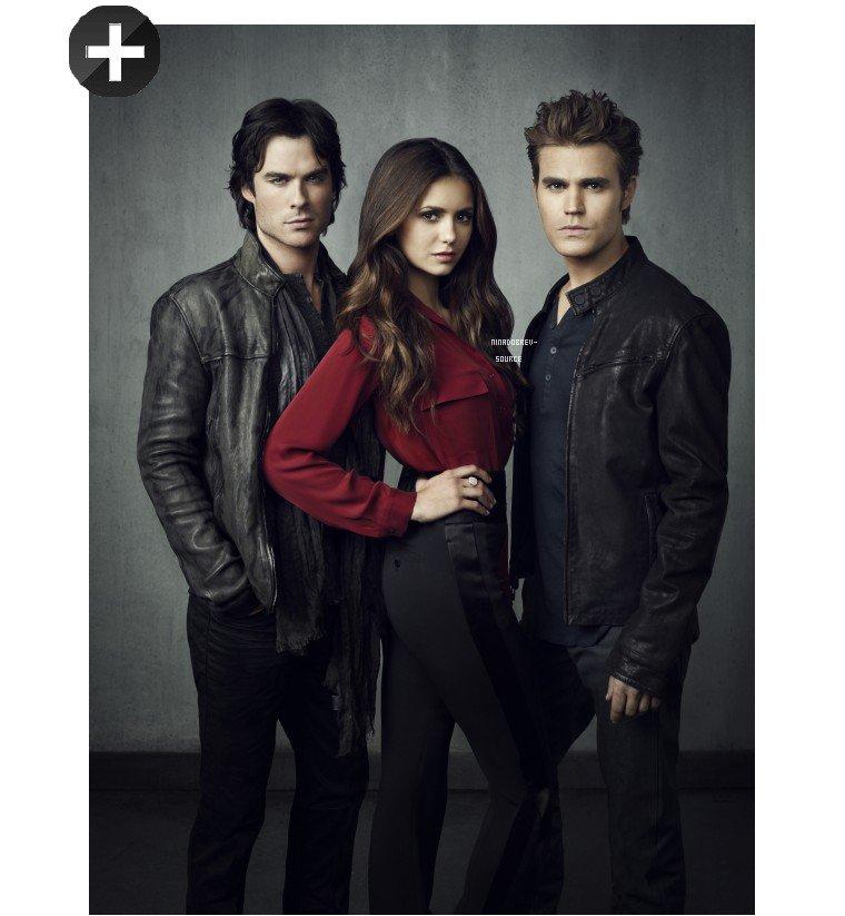 • Zoom sur les photos promotionnelles de la saison 4 de TVD