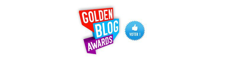 • GOLDEN BLOG AWARDS 2012