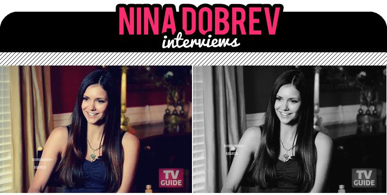 • Deux nouvelles interviews de Nina