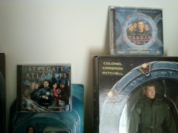 Goodies Stargate, MAJ.