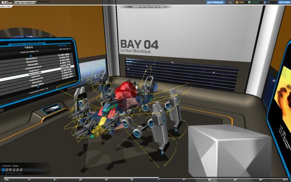 Robocraft: Mon Walker T6, Le faux Moustique