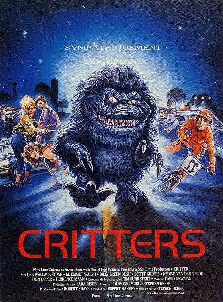 La saga Critters