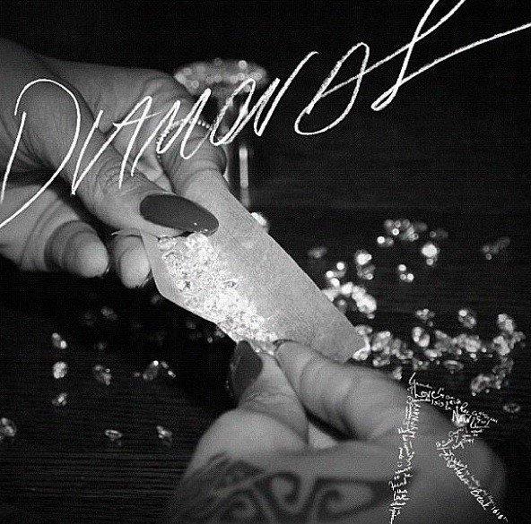 Rihanna - Diamonds - NEW (2012)