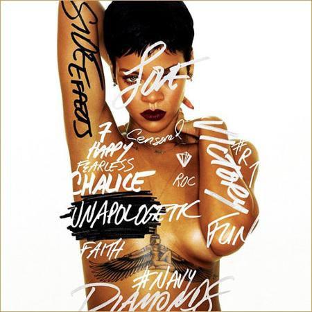 Unapologetic / Rihanna - Right Now (feat. David Guetta) TRUE VERSION (2012)