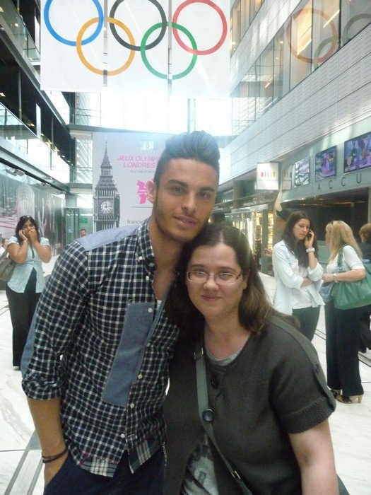Rencontre Avec Baptiste Giabiconi le 30 mai 2012