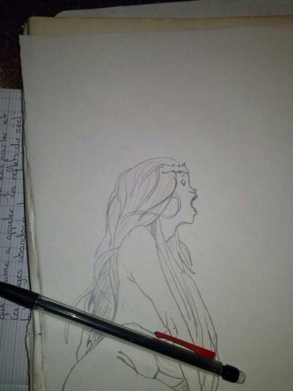 Je n'arrive plus a dessiner :'(