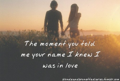 Je crois que je n'ai plus la force d'être loin de toi ne serait-ce que l'espace un instant. Désormais, tu es ma vie.