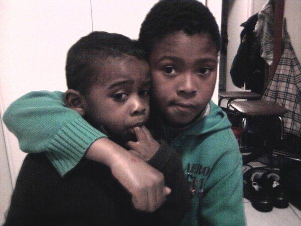 Mes cousins que j'adores plus que tout ♥......!