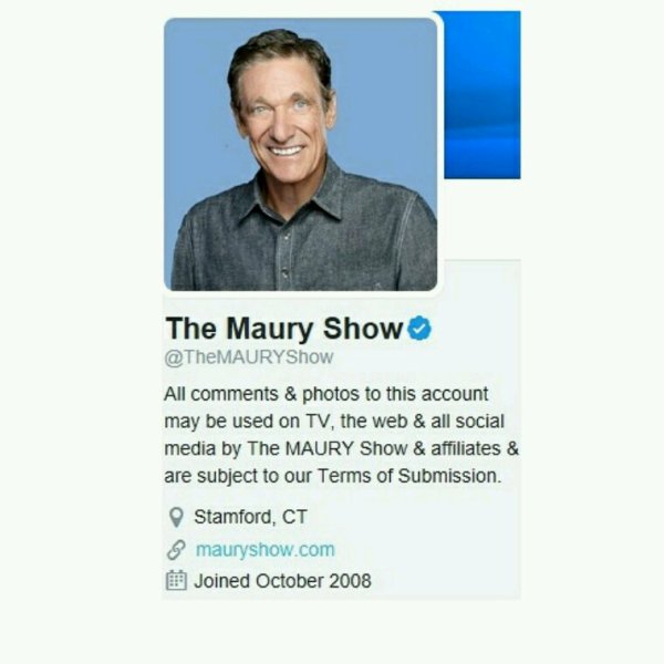 Shout out to.. The Maury Show Thx 4 the love Maury!! @YoungGifted3000 reverbnation.com/younggifted4