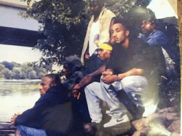 The Start, The Beginning Young Gifted & Black...Aka YGB...Way back in da day!! Love...Detroit...Kaos... Tang...Ern...DI...Esco... @YoungGifted3000