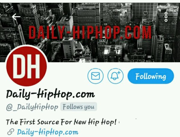 Shout out to...Daily-HipHop.com Thanks for supporting ya boyz!! @YoungGifted3000 #InDaBlogs  #StayRelevant