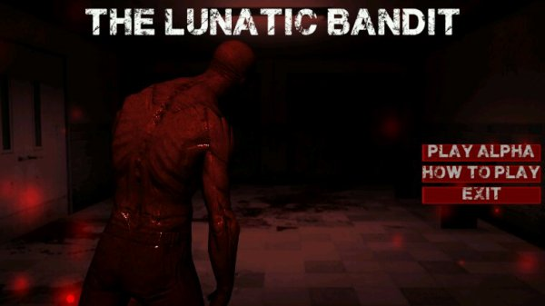 The Lunatic Bandit Video Game App...Avail o. Google Play